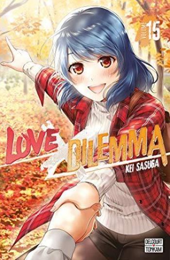 Couverture de l'album Love X Dilemma - 15. tome 15