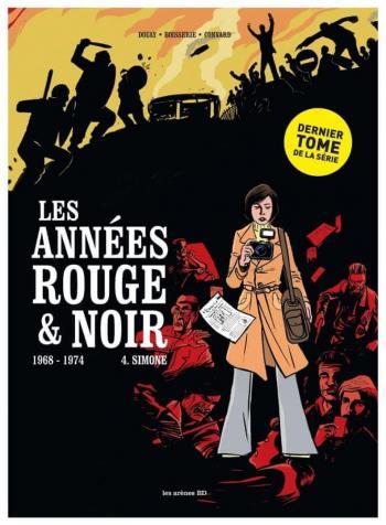 Couverture de l'album Les Années rouge & noir - 4. Simone, 1968-1974