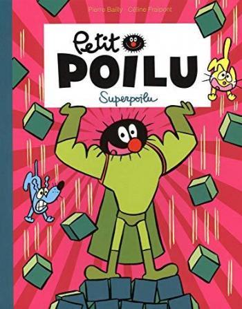 Couverture de l'album Petit Poilu - HS. Superpoilu