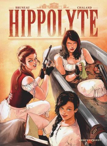 Couverture de l'album Hippolyte (One-shot)