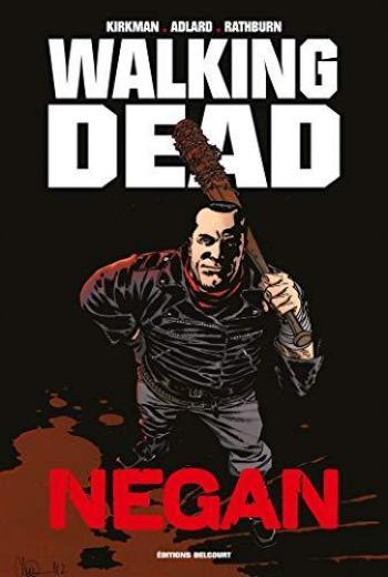 Couverture de l'album Walking Dead - HS. Negan