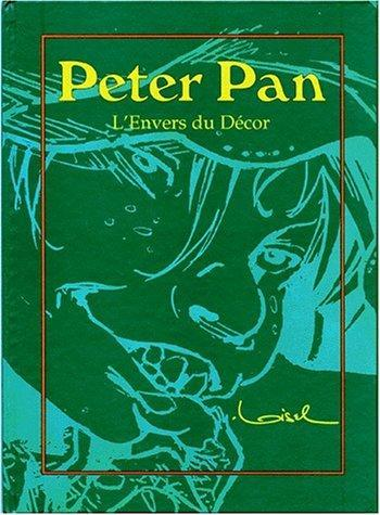 Couverture de l'album Peter Pan - HS. L'Envers du Décor
