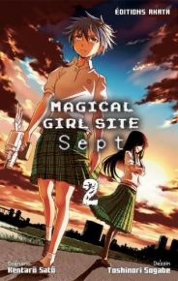 Couverture de l'album Magical Girl Site Sept - 2. tome 2