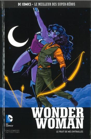 Couverture de l'album DC Comics - Le Meilleur des super-héros - 111. Wonder Woman - Le Fruit de mes Entrailles