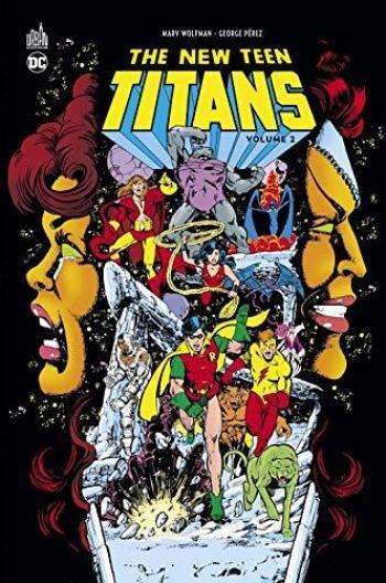 Couverture de l'album New Teen Titans - 2. Tome 2