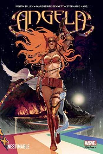 Couverture de l'album Angela: Inestimable (One-shot)