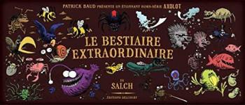 Couverture de l'album Axolot - HS. Le bestiaire extraordinaire