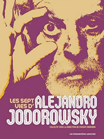 Couverture de l'album Les Sept Vies d'Alejandro Jodorowsky (One-shot)