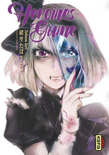 Couverture de l'album Heroines Game - 3. tome 3