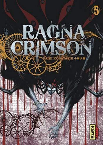 Couverture de l'album Ragna Crimson - 5. Tome 5
