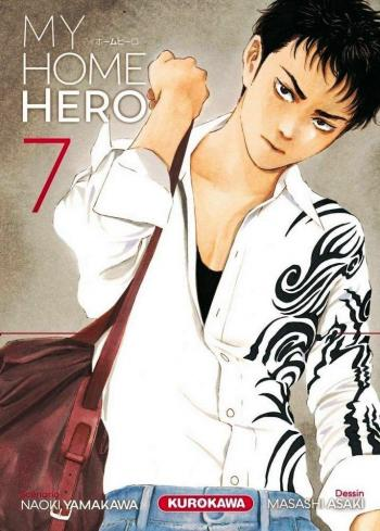 Couverture de l'album My Home Hero - 7. Tome 7