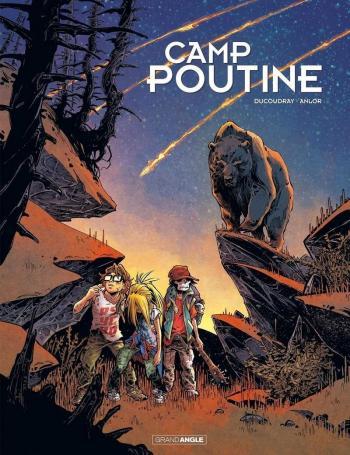 Couverture de l'album Camp Poutine - 2. Volume 2
