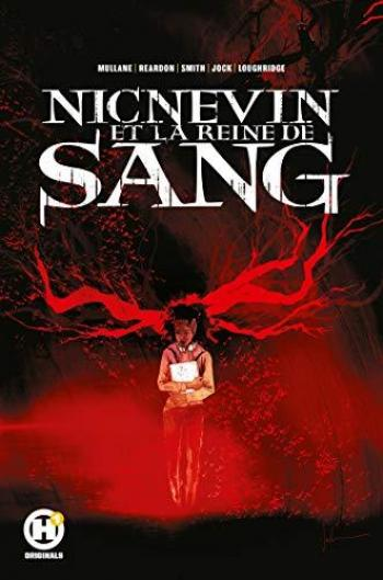 Couverture de l'album Nicnevin et la reine de sang (One-shot)
