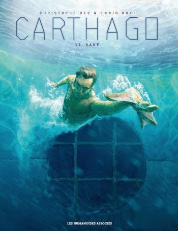 Couverture de l'album Carthago - 11. Kane
