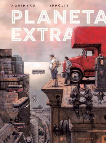 Couverture de l'album Planeta Extra (One-shot)