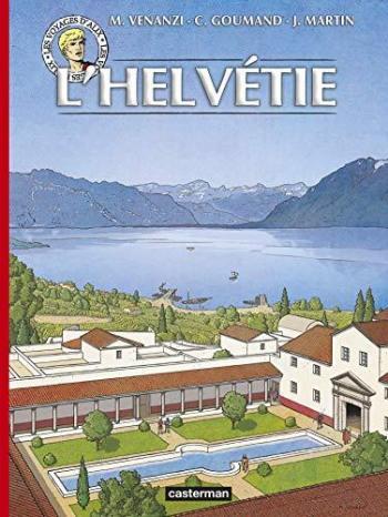 Couverture de l'album Les Voyages d'Alix - 38. L'Helvétie
