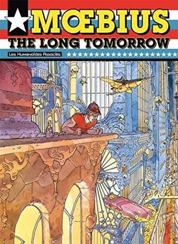 Couverture de l'album The long tomorrow (One-shot)