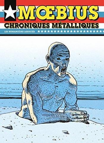 Couverture de l'album Chroniques métalliques (One-shot)
