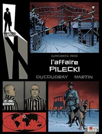 Couverture de l'album Rendez-vous avec X - 4. L'Affaire Pilecki