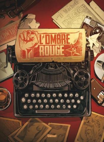 Couverture de l'album L'Ombre rouge (One-shot)