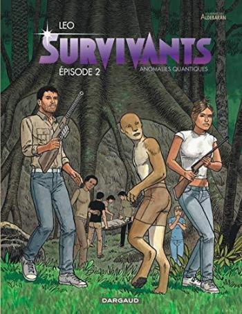 Couverture de l'album Les Mondes d'Aldébaran IV - Survivants - 2. Épisode 2