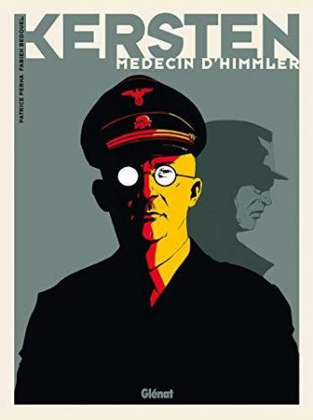 Couverture de l'album Kersten, médecin d'Himmler - COF. Coffret tomes 1 et 2