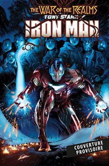 Couverture de l'album Avengers (V7, Fascicules) - 2. Le Starkronomicon