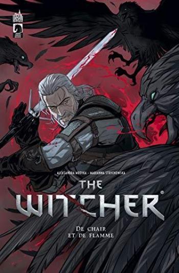 Couverture de l'album The Witcher - 2. De chair et de flamme
