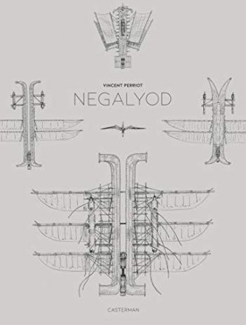 Couverture de l'album Negalyod (One-shot)