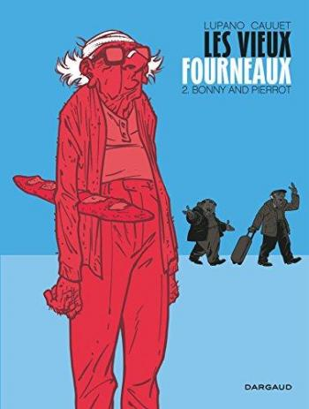 Couverture de l'album Les Vieux Fourneaux - 2. Bonny and Pierrot