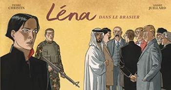 Couverture de l'album Léna - 3. Léna dans le brasier