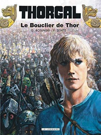 Couverture de l'album Thorgal - 31. Le Bouclier de Thor