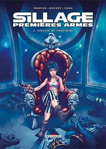 Couverture de l'album Sillage - Premières Armes - 2. Vitesse de croisière