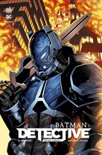 Couverture de l'album Batman - Détective - 2. Médiéval