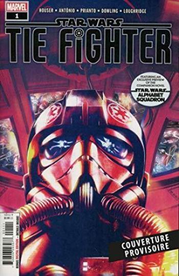 Couverture de l'album Star Wars: TIE Fighter (One-shot)