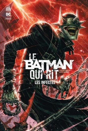 Couverture de l'album Batman - Le Batman qui rit - 2. Les infectés