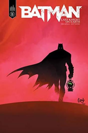 Couverture de l'album Batman: Last Knight on Earth - 0. Tome 0