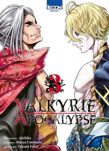 Couverture de l'album Valkyrie Apocalypse - 3. Tome 3