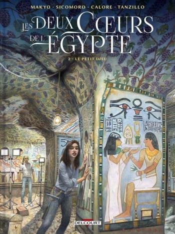 Couverture de l'album Les Deux Cœurs de l'Égypte - 2. Le Petit Dieu