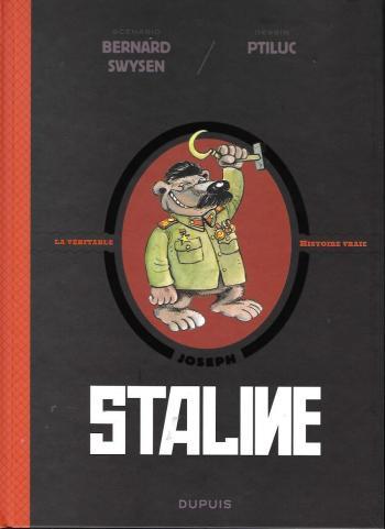 Couverture de l'album La véritable histoire vraie - 7. Staline