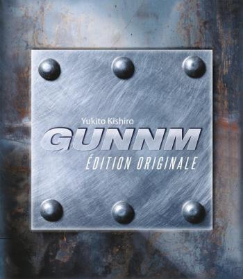 Couverture de l'album Gunnm - COF. Édition originale - Coffret Tomes 01 à 09