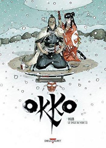 Couverture de l'album Okko - 10. Le Cycle du vide 2
