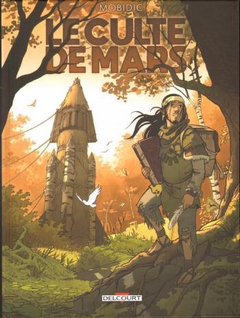 Couverture de l'album Le Culte de Mars (One-shot)