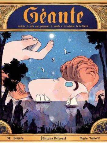Couverture de l'album Géante (Deveney-Tamarit) (One-shot)