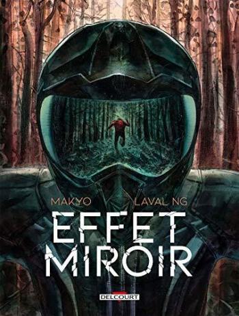 Couverture de l'album Effet Miroir (One-shot)