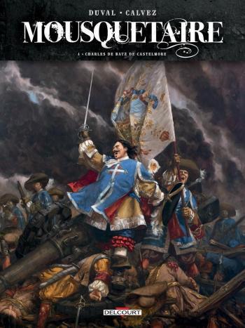 Couverture de l'album Mousquetaire - 4. Charles de Batz de Castelmore