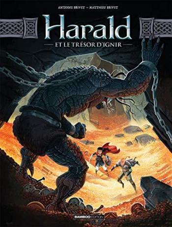 Couverture de l'album Harald et le Trésor d'Ignir - 2. Tome 2
