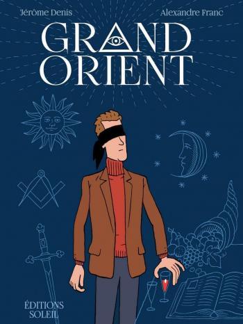 Couverture de l'album Grand Orient (One-shot)