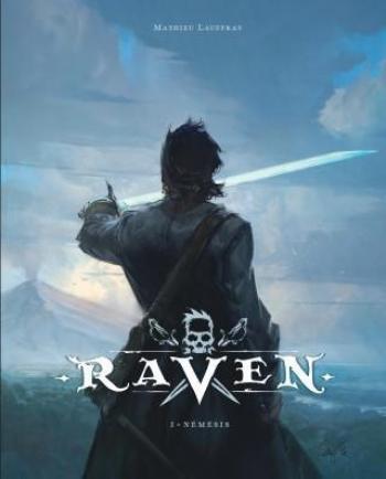 Couverture de l'album Raven (Lauffray) - 1. Nemesis