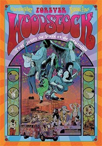 Couverture de l'album Woodstock Forever (One-shot)